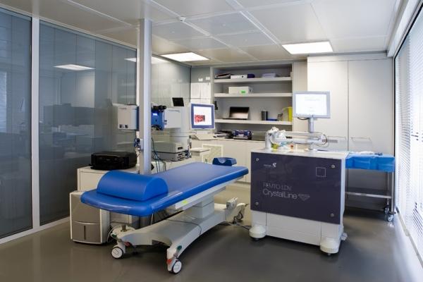 Salle opératoire